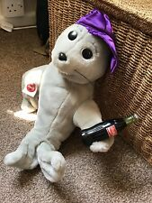 COCOA COLA SOFT TOY SEAL IN CAP EX COND
