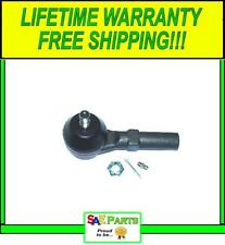 NEW Heavy Duty Deeza CH-T604 Steering Tie Rod End, Front Outer