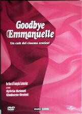 GOODBYE EMMANUELLE - Leterrier DVD Kristel Orsini