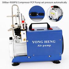 4500PSI 30Mpa Pompa del compressore d'aria Pressione Impostata PCP 300BAR