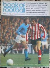 Vintage BOOK OF FOOTBALL magazine PART 33 SOUTHAMPTON NOTTS COUNTY DUNFERMLINE