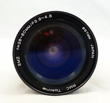 RMC Tokina EMZ 28mm 80mm f3.8-4.8 Macro Zoom Photo Lens for Konica Minolta