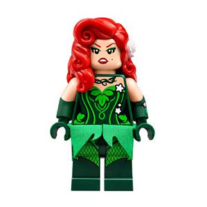 POISON IVY DC COMICS MINIFIGURE FIGURE USA SELLER NEW FITS LEGO