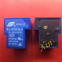 1PCS  Relay 24V SLA-24VDC-SL-A new original