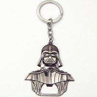 STAR WARS DARTH VADER Figurine / Pewter Keychain bottle opener collectible