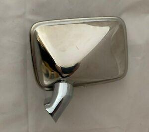 Opel Manta Ascona Kadett C Chrom Rückspiegel Außen spiegel LI 8974325 (A101) TOP