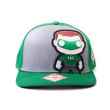 AWESOMELY CUTE DC COMICS GREEN LANTERN  POP HEROES SNAPBACK CAP HAT (NEW)
