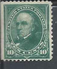 U.S. Unused  #273 10c Webster, Superb. Rich Color. P.O.  Fresh! Scott: $95.00