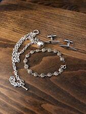 Sterling Silver 925 Jewelry Lot, Not Scrap