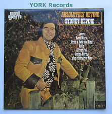 SYDNEY DEVINE - Absolutely Devine - Excellent Con LP Record Emerald Gem GES 1133