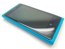 VGC (Unlocked Including Three) Nokia Lumia 800 - 16GB - Cyan Smartphone