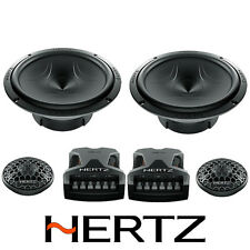 "HERTZ ENERGY ESK165.5 6.5"" 16.5CM 300W WATT 2 WAY COMPONENT CAR SPEAKERS KIT"