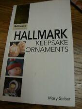 Hallmark Christmas Ornaments Price Guide Collector'S Book-2007