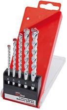 Genuine DRAPER Metric Masonry Drill Set (5 Piece)   81005
