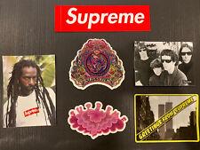 Supreme Sticker Lot Group - Authentic