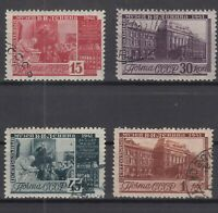 BE5771/ RUSSIA – MI # 821 / 824 COMPLETE USED – CV 155 $