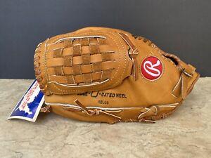 Vintage 1980's Rawlings American Series Fastback Baseball Glove XGF-12 LHT NEW!