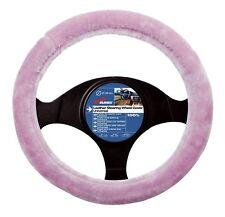 Pink Car Steering Wheel Covers