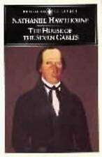 The House of the Seven Gables by Nathaniel Hawthorne (Paperback, 1981)
