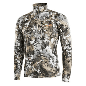 Sitka Core Mid Weight Zip-T Elevated II