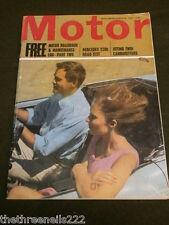 MOTOR MAGAZINE - MERCEDES 200B - MARCH 26 1965
