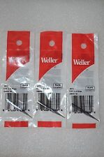 3x Original Weller ST7 1/32 CONICAL, tip for WP25, WP30, WP35, WLC100