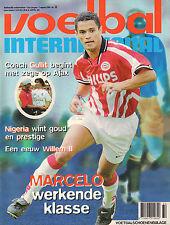 V.I. 1996 nr. 32 - MARCELO/NIGERIA/DEAN GORRE/GULLIT & CHELSEA/WILLEM II