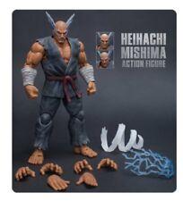 STM87053: Storm Collectible Tekken 7 Heihachi Mishima Action Figure, in stock