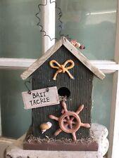 Fishing themed decorative birds housse