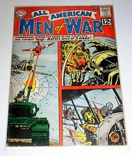 ALL AMERICAN MEN OF WAR #95  DC SILVER AGE WAR 1963 Free Shipping