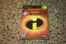 The Incredibles for Microsoft Xbox Fast Shipping No Manual works great