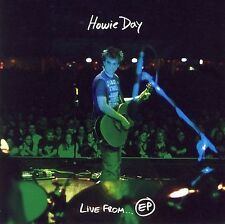 FREE US SHIP. on ANY 2 CDs! NEW CD Howie Day: Live From... Live