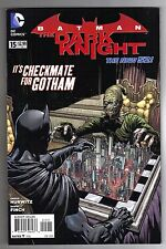BATMAN: THE DARK KNIGHT #15 - DAVID FINCH COVER & ART - DC's THE NEW 52 - 2013