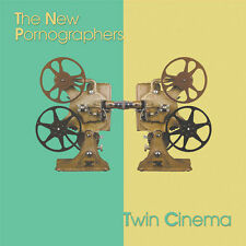 Twin Cinema by The New Pornographers (CD, Aug-2005, Matador (  FACTORY SEALED ))