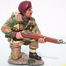 KING & COUNTRY OPERATION MARKET GARDEN MG008 BRITISH AIRBORNE KNEELING MIB
