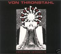 VON THRONSTAHL  IMPERIUM INTERNUM CD Death in June Der Blutharsch Triarii Arditi