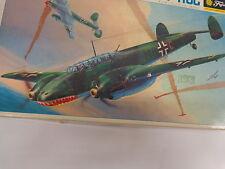Fujimi #7A16 1/72 WWII Messerschmitt BF11OC,New in box
