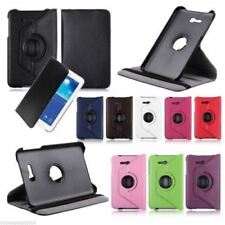 Samsung Case Cover Galaxy Tab 3 Lite SM-T110 T112 T115 T114 Premium Leather 360