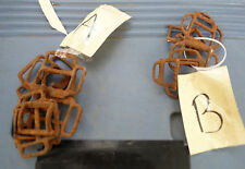 """Lot of 14 Vintage Horse Tack Buckles or Hardware """"Great for Repurpose projects"""""""