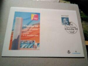 Sobre Entero Postal 21 1993 Feria y Exp.Nac.Madrid usado ver detalles
