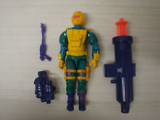 GI Joe Body Part 1987 Ice Viper          Waistpiece       C8.5 Very Good