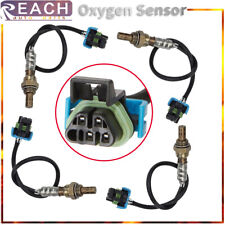 4X Up&Down Oxygen Sensor For 2009-2010 Saturn Outlook 3.6L/09-11 GMC Acadia 3.6L