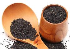 60 graines de SESAME NOIR à semer(Sesamum Indicum)H395 BLACK SESAME SEEDS SEMI