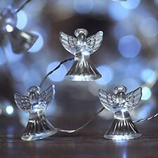 Angel Solar Powered LED Lights Garden Outdoor Decor Patio Lawn Yard Party Home