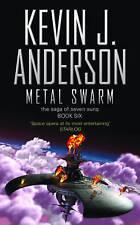 METAL SWARM / KEVIN J. ANDERSON 9781416502913