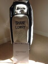 Srixon Bag Used By Shane Lowry Round Masters Signed