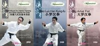 Chinese traditional martial arts Hop Gar Kungfu Series by Lin Xin 4DVDs