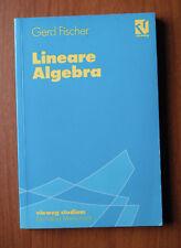 Gerd Fischer: Lineare Algebra; 9. Auflage 1986