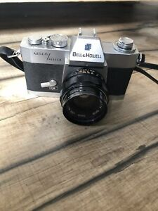 Bell & Howell Auto 35 Reflex Camera Vintage 35mm