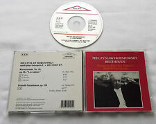 HORSZOWSKI - BEETHOVEN Sonatas Op.81a & Diabelli SWISS CD RELIEF CR 911020 MINT